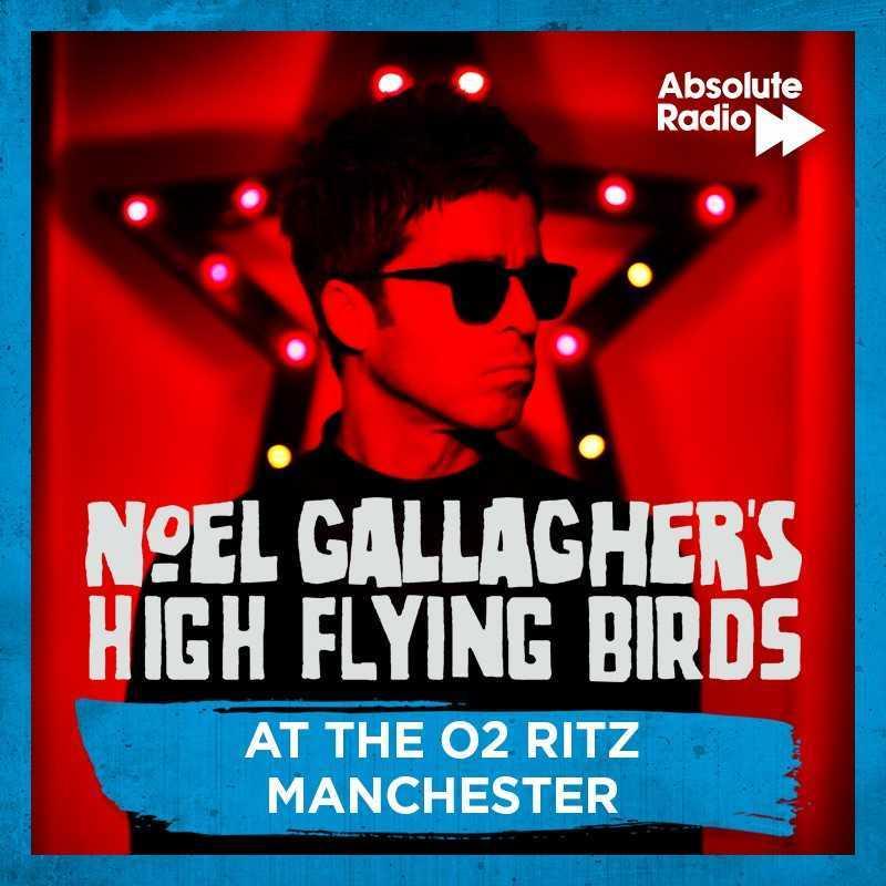 noel gallagher 2018 o2 Announcing The O2 Ritz   Noel Gallagher's High Flying Birds noel gallagher 2018 o2